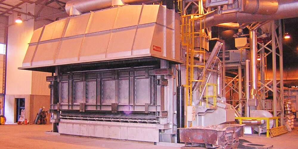 Chip & Swarf Melting Furnaces Suppliers